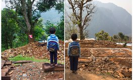 Artikel: Rebuilding Life in Simjung, Nepal: Stunning Photos Before & After the Earthquake