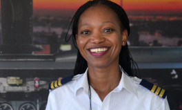 Article: This Trailblazing South African Pilot Is Now Working to Get Girls Into Science