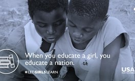 Article: #LetGirlsLearn is one year old today! And it's been an awesome year