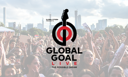 Article: 28 Artists Who Will Be at Global Goal Live: The Possible Dream in 2020