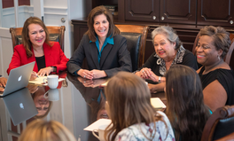 Article: How the First Latina Senator Is Fighting Lack of Diversity in Congress