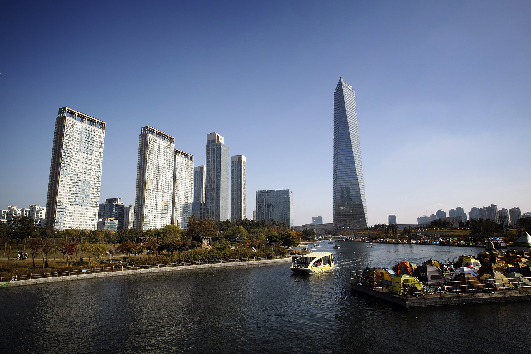 Songdo City South Korea.jpg