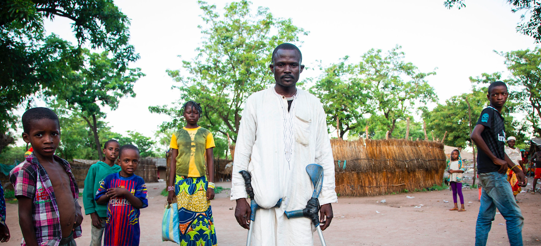 People With Disabilities Face Widespread Violence and Discrimination in the Central African Republic