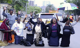 Article: The Women in Kenya Are Banding Together to Stop Violence Amid Elections