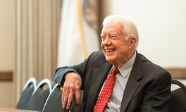 Article: Jimmy Carter Says the World's Biggest Problem Is Its Treatment of Women and Girls
