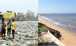 Artikel: This Indian Beach Went From Trash-Ridden to Pristine in 2 Years