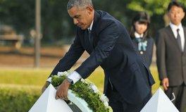 Article: Obama Hiroshima G7 summit