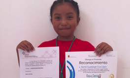 Article: This 8-Year-Old Mexican Girl Won a Prize for Making a Solar Heater From Recycled Objects
