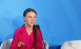 Article: Greta Thunberg Warns World Leaders in UN Speech: 'We Will Never Forgive You'