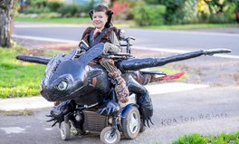 Article: Meet the Man Behind These Ingenious Halloween Costumes for Wheelchairs