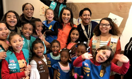 Article: There's a New Girl Scout Troop Just For Homeless Girls in NYC