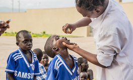 Article: Let's Talk Money — Here's How Polio Eradication Will Save the World Billions