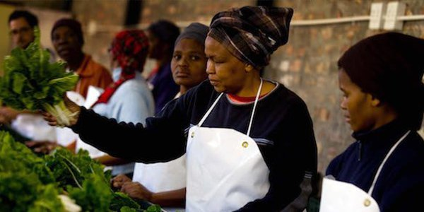 Let's End Poverty By Ensuring Women Entrepreneurs Have a Fair Chance at Success