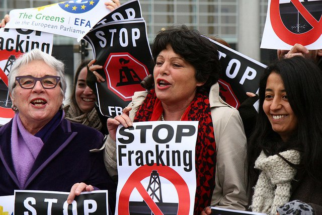 Stop Fracking!