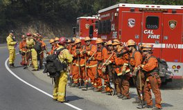 Article: California Is on Fire — These Inmates Are Putting Out Flames for Just $1 an Hour