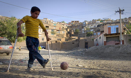 Article: Afghanistan Aims to Eradicate Polio Forever With Massive Vaccine Campaign