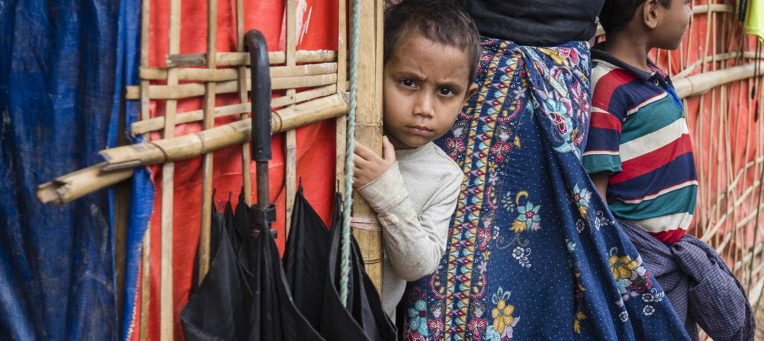 Rohingya Child Refugees Are Being Denied Education, Human Rights Watch Says
