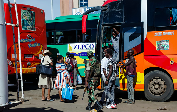 'We Just Have to Brave It': Women Face Assault on Zimbabwe's Public Buses