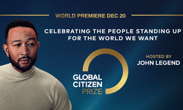 Article: Here's How to Watch Global Citizen Prize 2020 From Australia and New Zealand