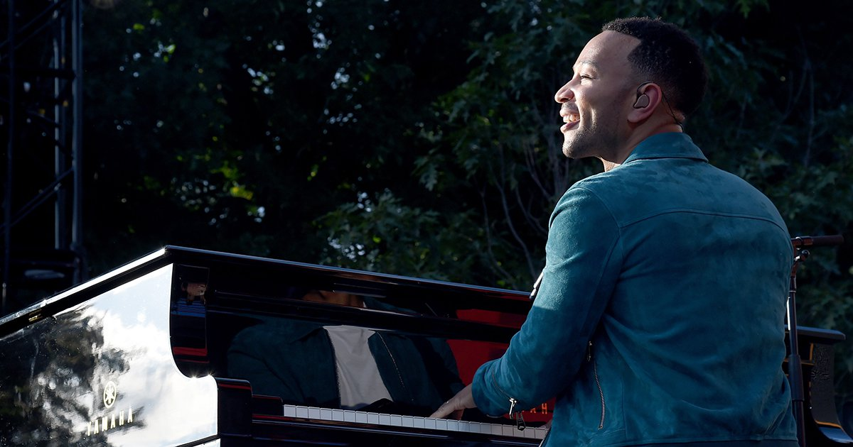 7 Reasons Why It's John Legend's Activism That Makes Him the Sexiest Man Alive