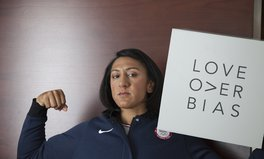 Video: This Bobsledder Is Breaking Gender Barriers on Her Way to Gold