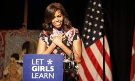 Article: Vote for Michelle Obama in the Global Citizen March Madness Challenge