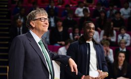 Article: Bill Gates Gives These Inspiring British Schoolchildren the Surprise Of Their Life