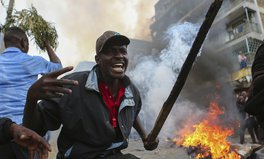 Article: Deadly Protests Erupt in Kenya After Claims of Rigged Election