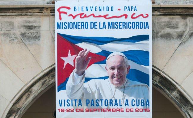 Pope Francis Cuba welcome.jpg