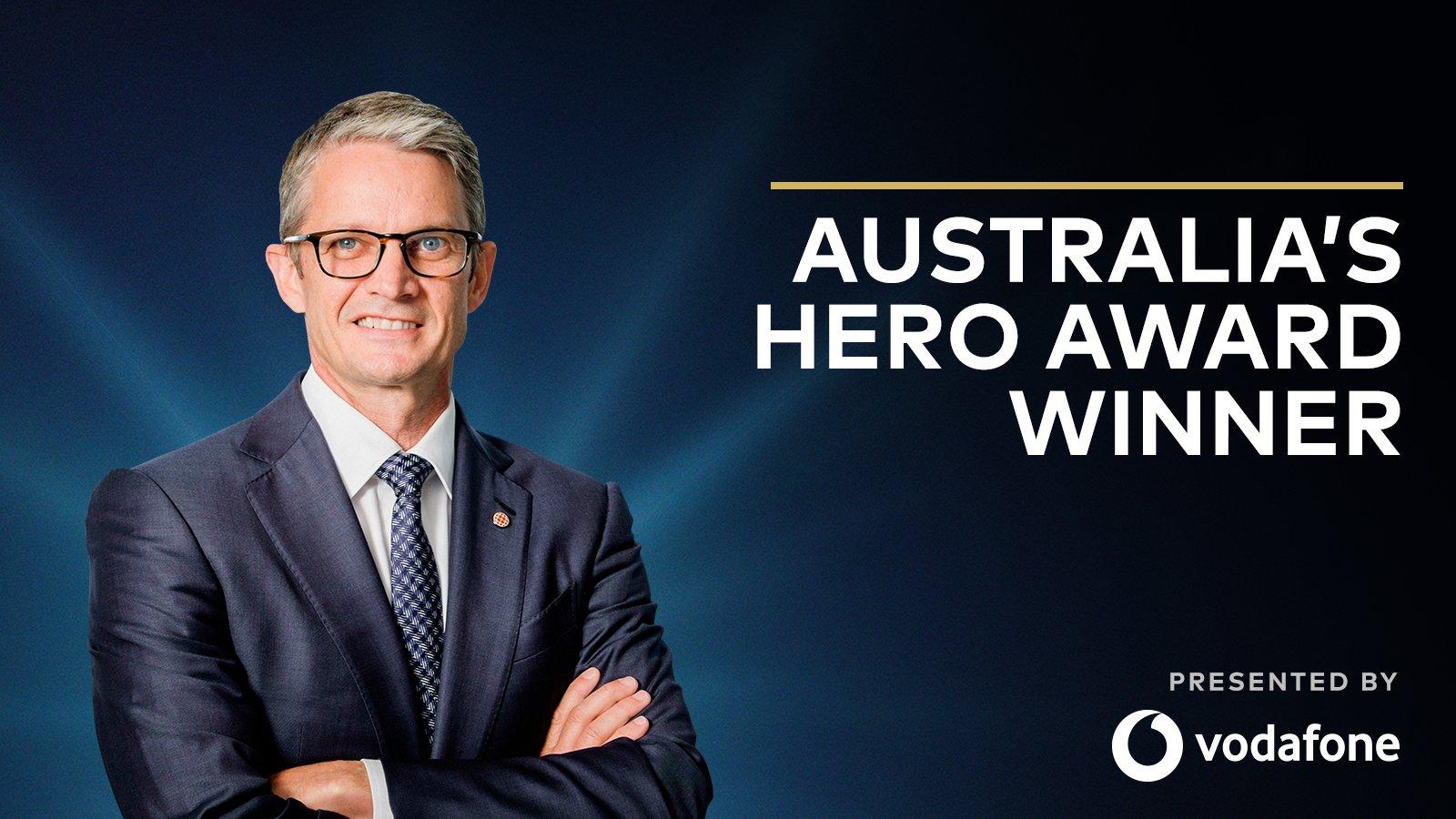 Australia's Hero Award