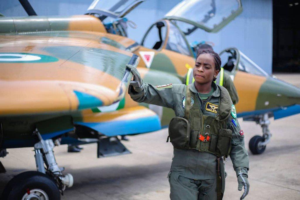 kafayat-sanni-nigeria-first-female-fighter-pilot-flickr