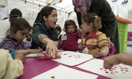 Article: Salma Hayek Pinault campaign helps UNICEF to reach more than 112,000 Syrian children with learning opportunities