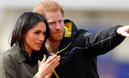 Article: Harry & Meghan 'Fell in Love' Doing Humanitarian Work in Botswana, Friend Says