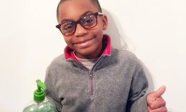 Article: The water crisis in Flint can't stop this seven year old superhero!