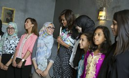 Article: Michelle Obama & Meryl Streep Tell Girls 'We Will Rise' in New Documentary