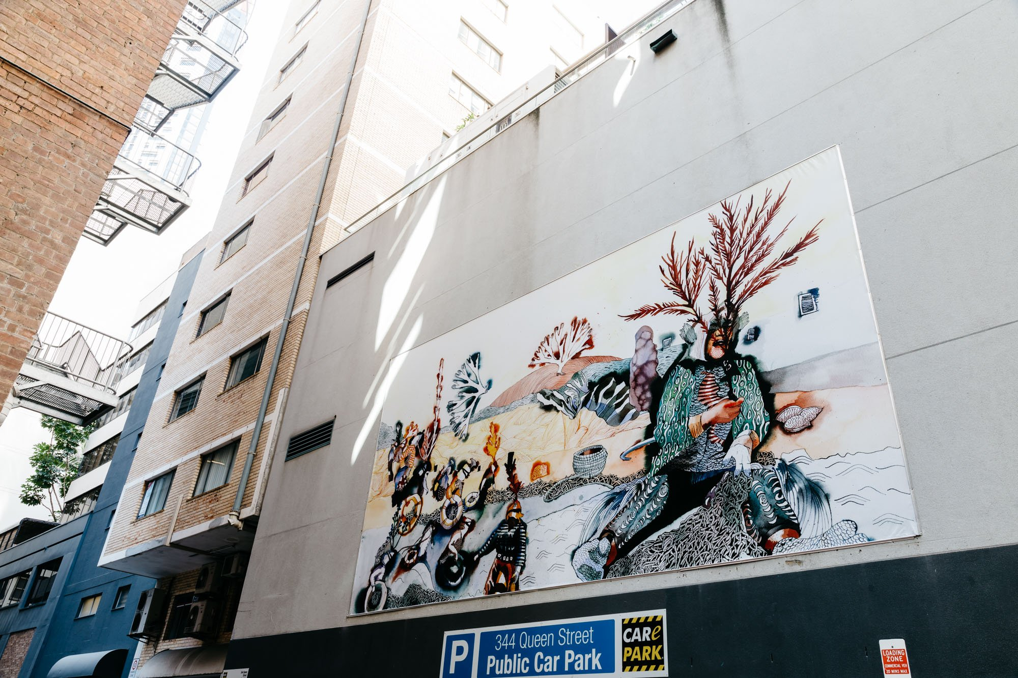 Women Artists Take Over Brisbane for the City's Largest Display of Female Street Art