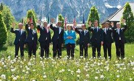 Artikel: G7 hautnah: so fühlt es sich an, wenn Regierungschefs zusammen kommen