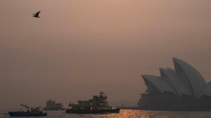 Sydney's Air Quality Is 12 Times Worse Than 'Hazardous' Levels