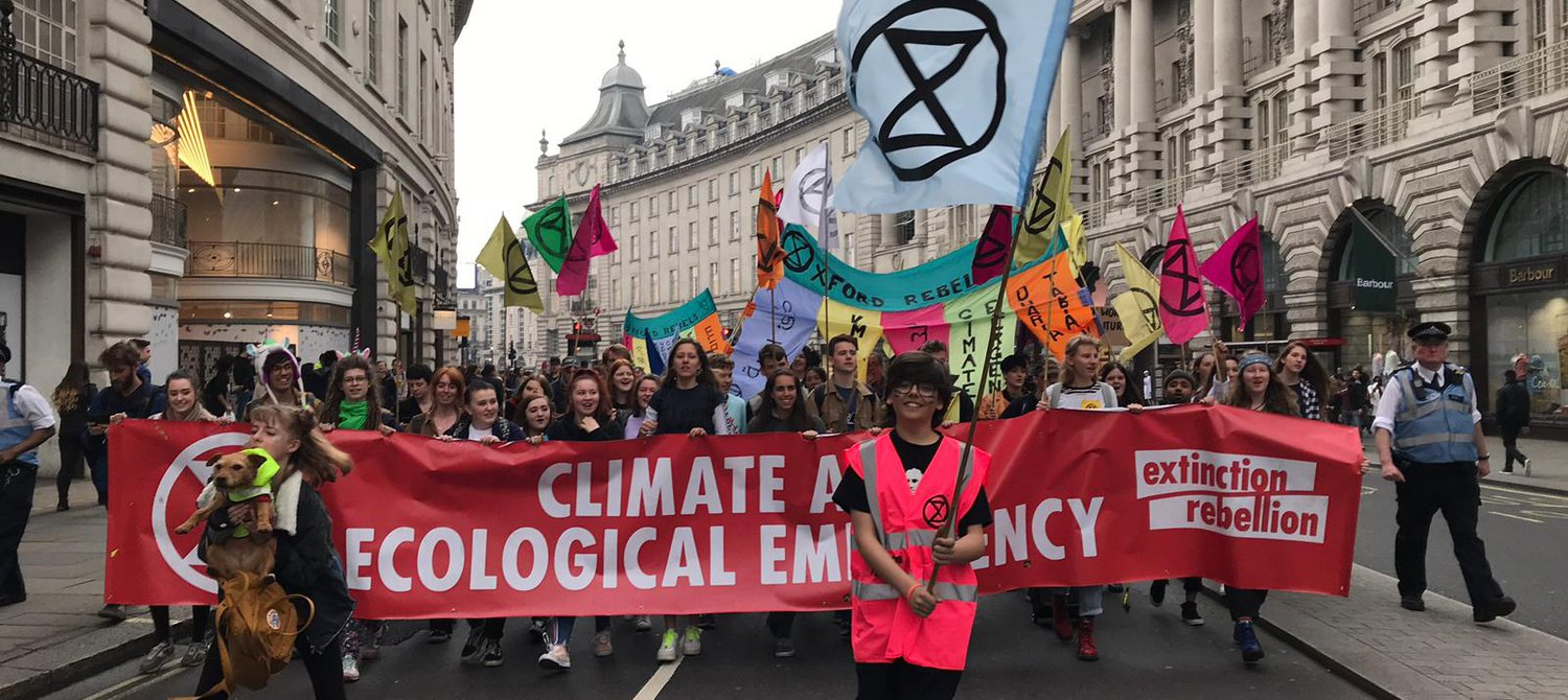 These Cross-Party Politicians Are Calling for a Green New Deal for Britain After Climate Protests
