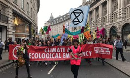 Article: These Cross-Party Politicians Are Calling for a Green New Deal for Britain After Climate Protests
