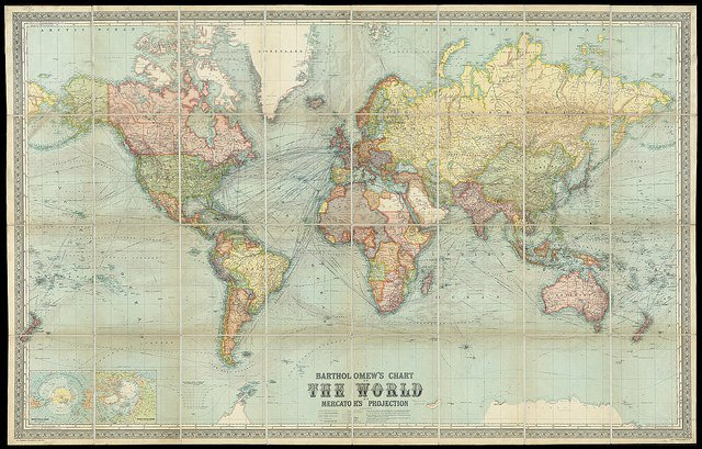 Your World Map Is Wrong. Like, Really, Really Wrong.