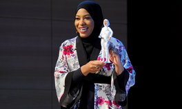 Article: There's Now a Hijab-Wearing Barbie Celebrating an Olympic Medalist