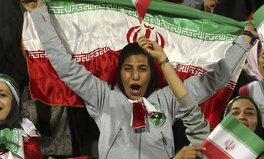 Article: FIFA Wants Iran to Lift Its Ban on Women in Stadiums