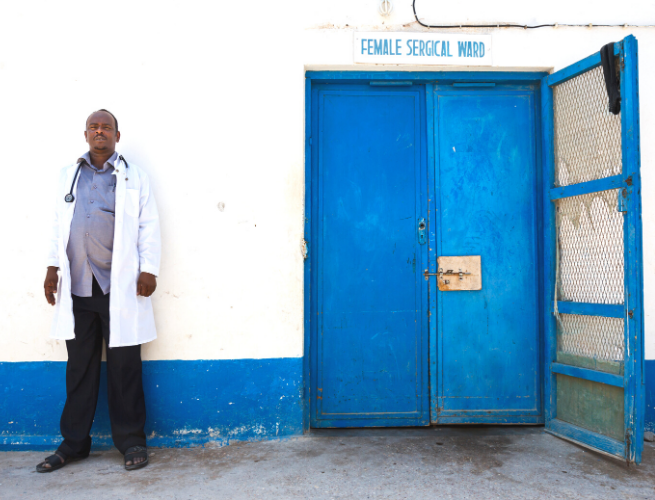 How THET and UK aid are saving the lives of mothers and infants in Somaliland