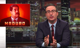 Artículo: John Oliver Delivered a Crucial Message About Venezuela That You Need to Hear