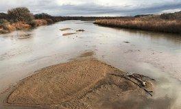 Artículo: El río Bravo en México se está secando por el cambio climático