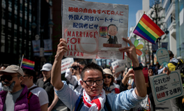 Article: Japan Elects First Openly Gay Lawmaker, Spurring Hopes for Same-Sex Marriage