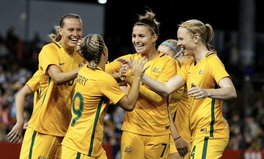Article: Australia's Women's Team Earns Soccer's First Equal Pay Deal in the World