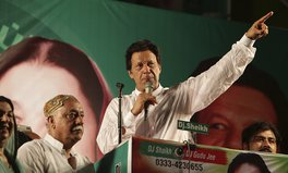 Article: What Does Pakistan's New Prime Minister Imran Khan Mean for Poverty and Inequality?