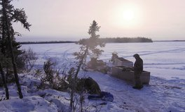 Article: Climate Change Endangers Lives of Canada's Remote Indigenous People